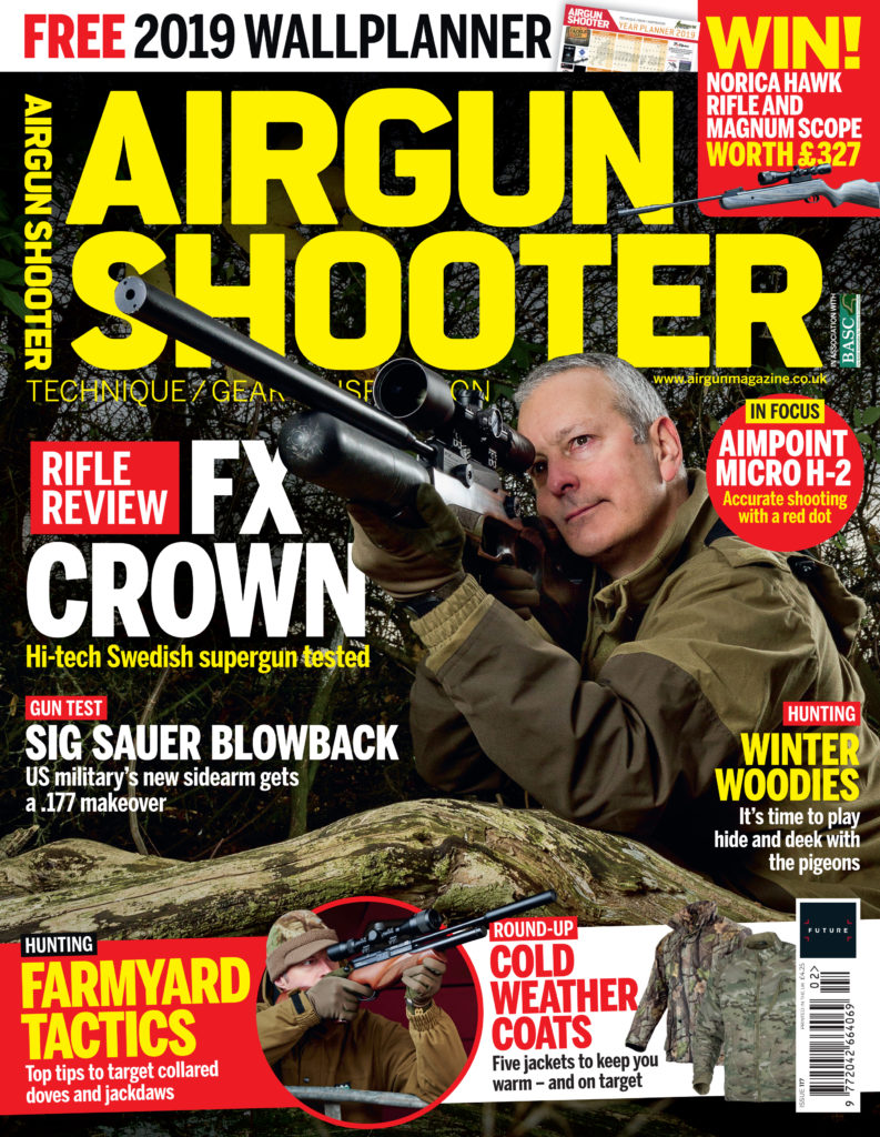 Airgun Shooter Magazine issue 117